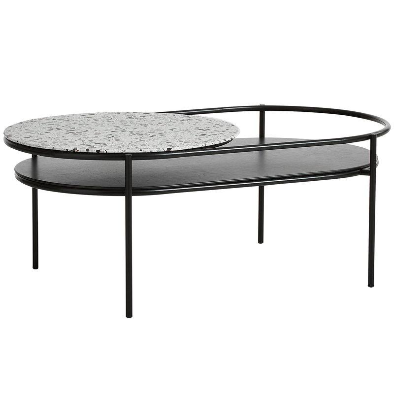 Woud Verde table, terazzo