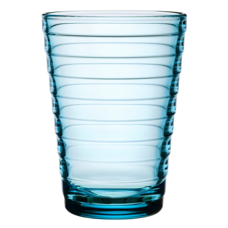 Iittala Aino Aalto tumbler 33 cl, light blue, set of 2