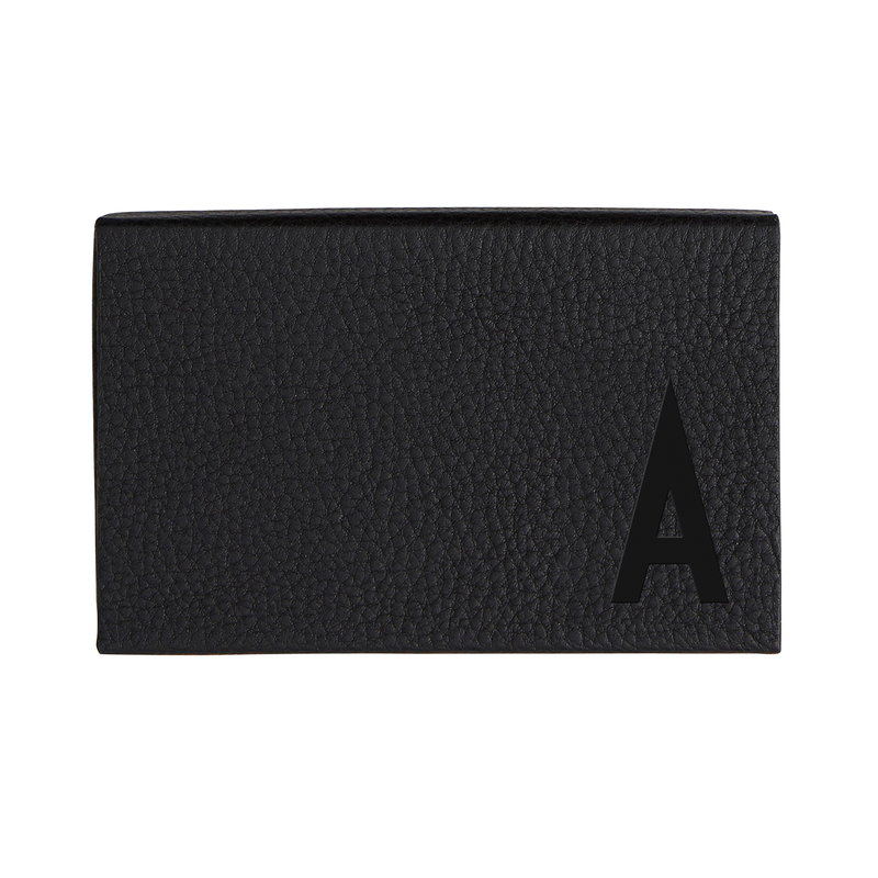 Design Letters Card holder A-Z