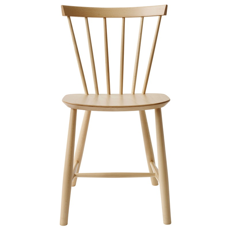 FDB Møbler J46 chair, lacquered beech