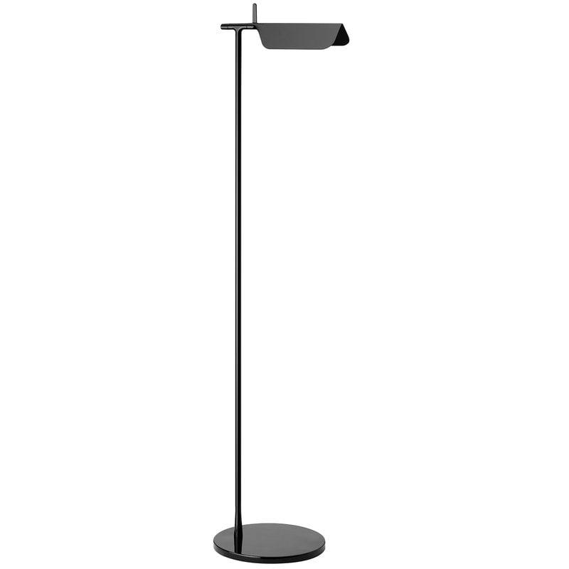 Flos Tab F floor lamp, black