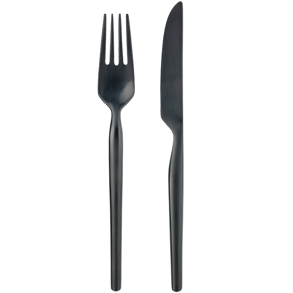 Gense Dorotea Night fork and knife, 2 + 2 pcs
