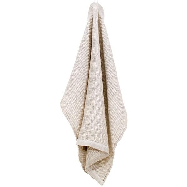 Lapuan Kankurit Terva jättipyyhe, valkoinen-pellava