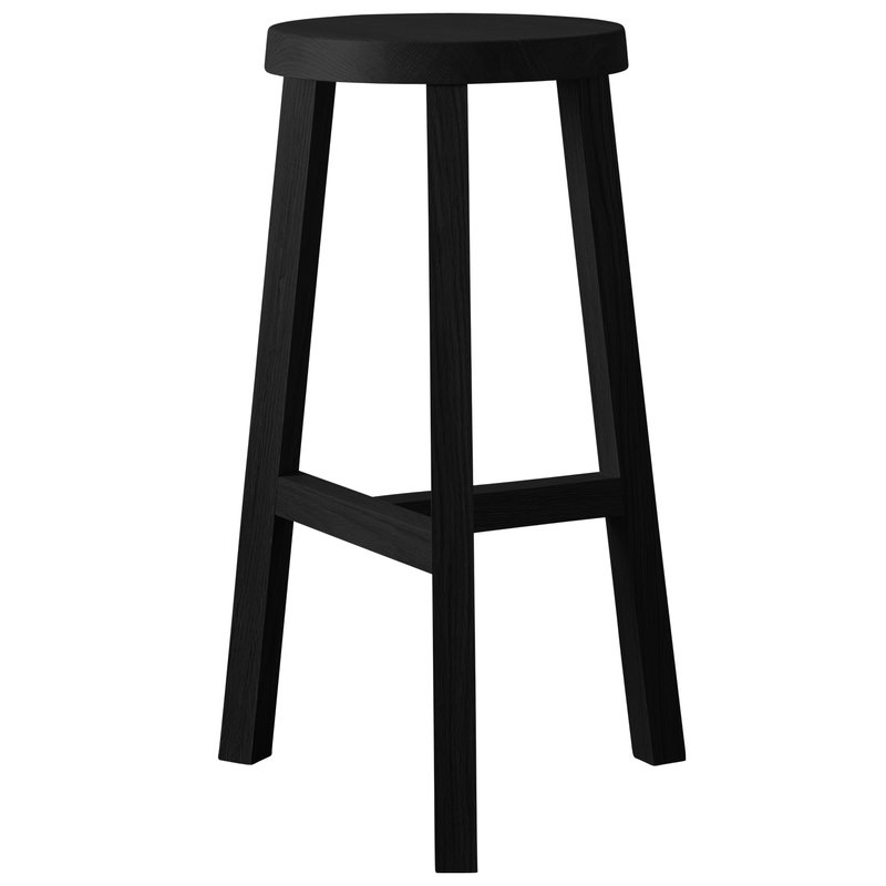 Made by Choice Lonna bar stool, 74 cm, oak