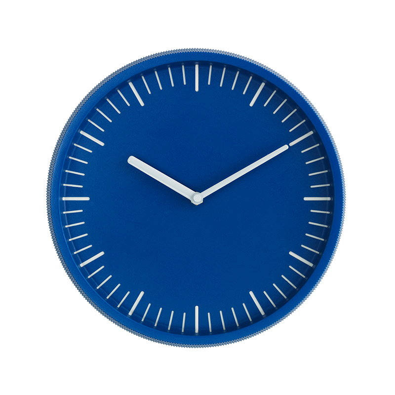 Normann Copenhagen Day wall clock, blue