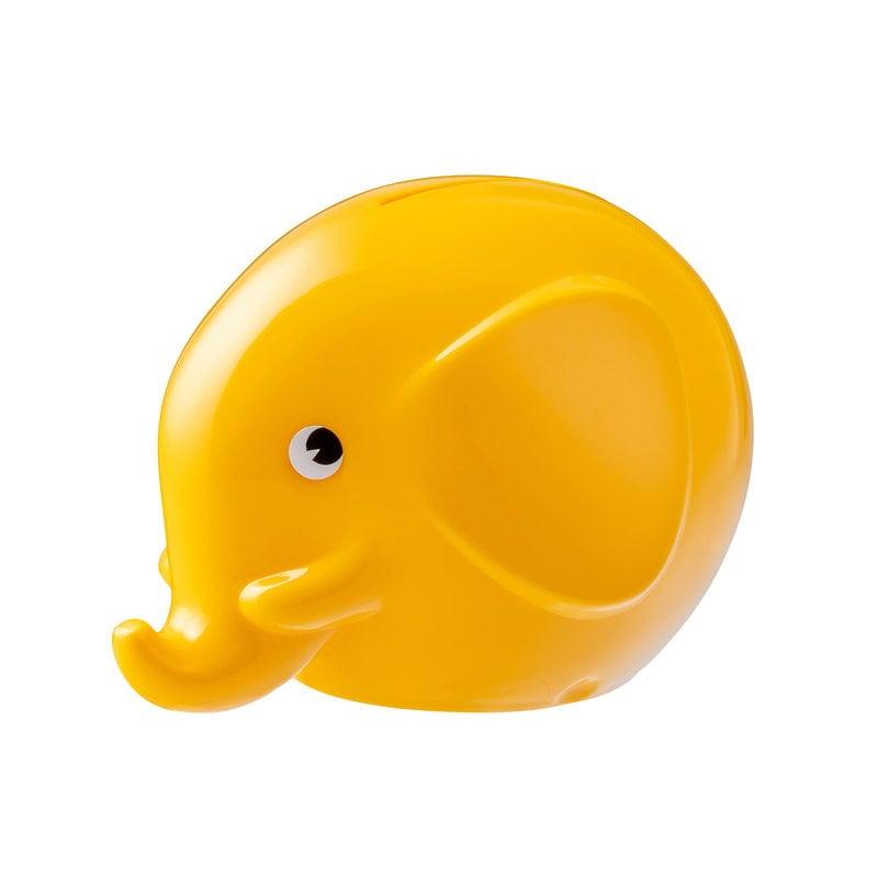 Palaset Salvadanaio Medi Elephant, giallo