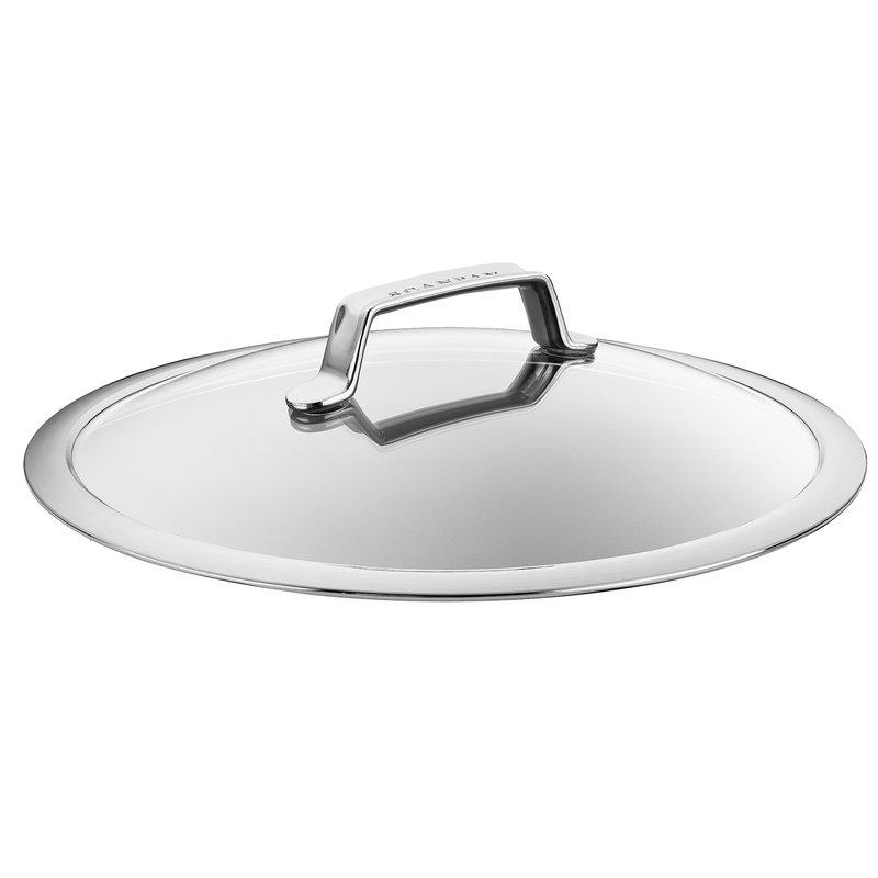 Scanpan TechnIQ Glass Lid in sleeve, 30 cm