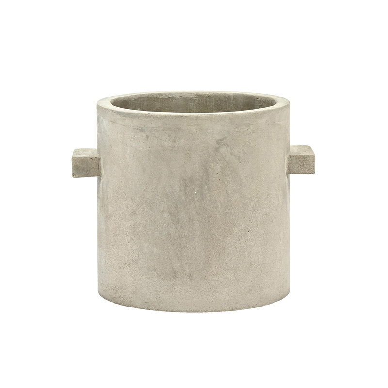 Serax Concrete plant pot 20 cm, grey