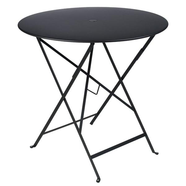 Fermob Bistro table 77 cm, liquorice