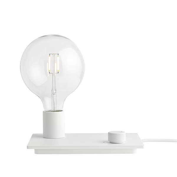 Muuto Control table lamp, white