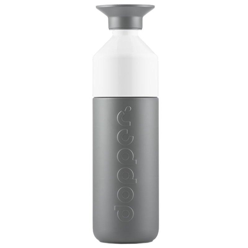 Dopper Dopper juomapullo 0,58 L, lämpöeristetty, glacier grey