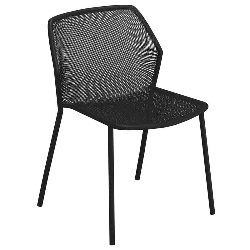 Emu Darwin tuoli, musta