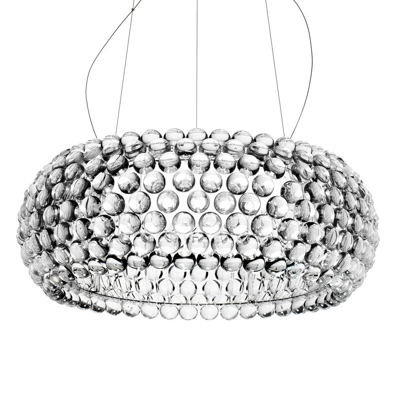 Foscarini Caboche pendant, dimmable, large