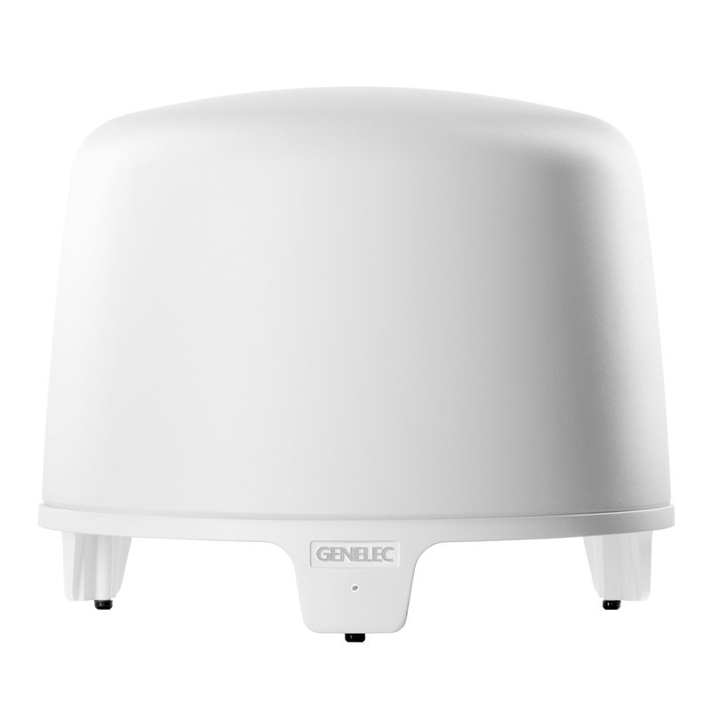 Genelec F Two active subwoofer, white