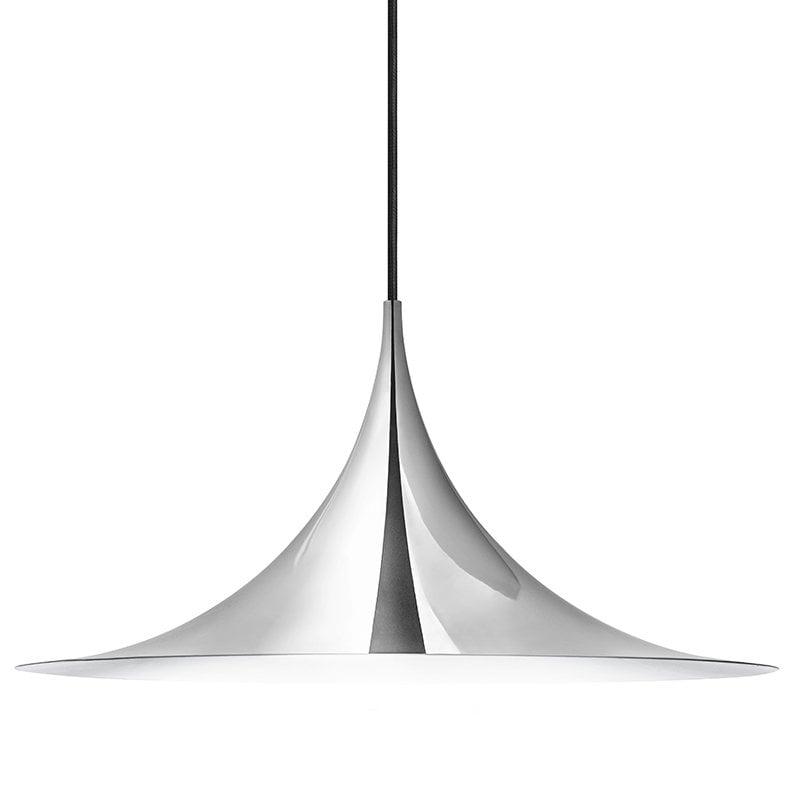 Gubi Semi riippuvalaisin 47 cm, kromi