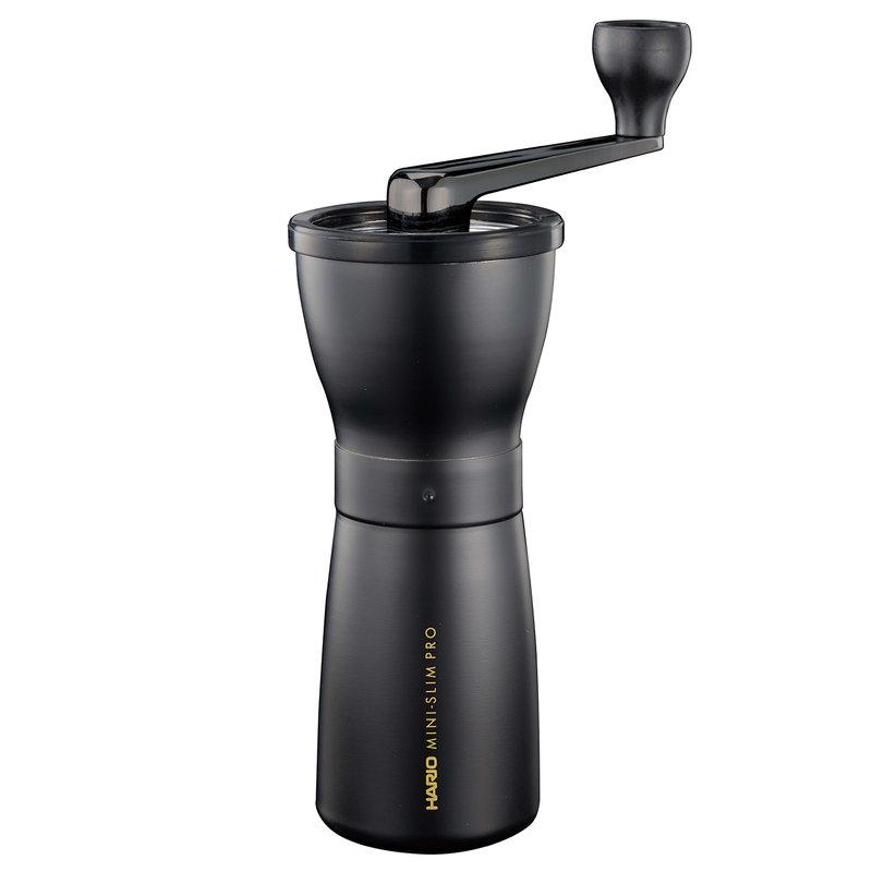 Hario Hario Mini-Slim Pro kahvimylly, musta