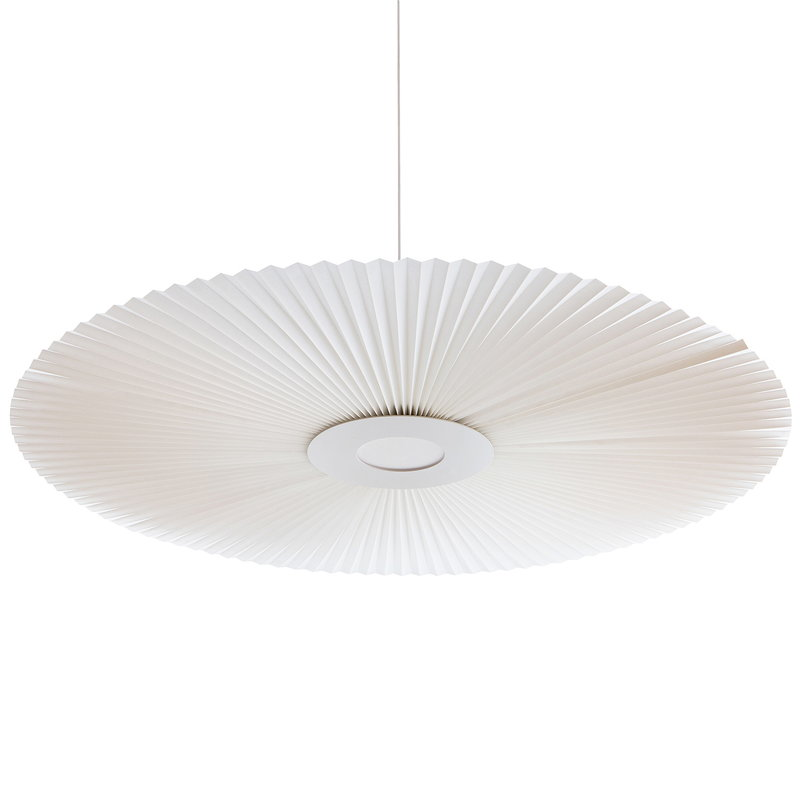 Harto Carmen pendant 128 cm, white