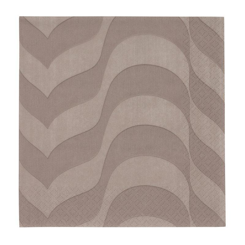 Iittala Iittala paperiservetti 33 cm, pellava