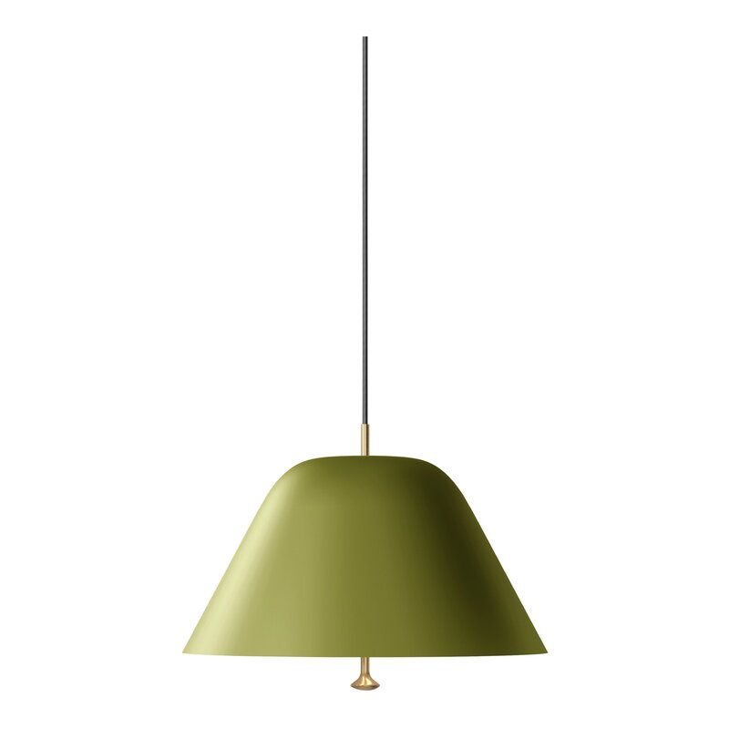 Levitate Pendant 40 Cm Sage, Sage Color Lamp Shades