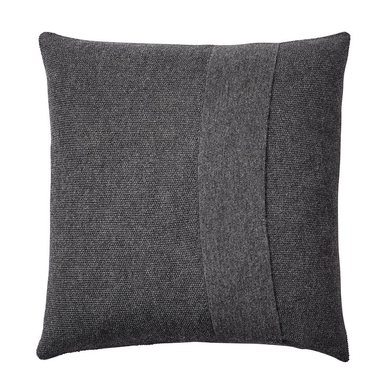 Muuto Layer cushion 50 x 50 cm, dark grey