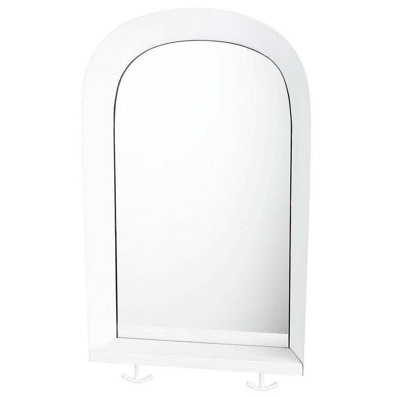 Nofred Portal mirror, white