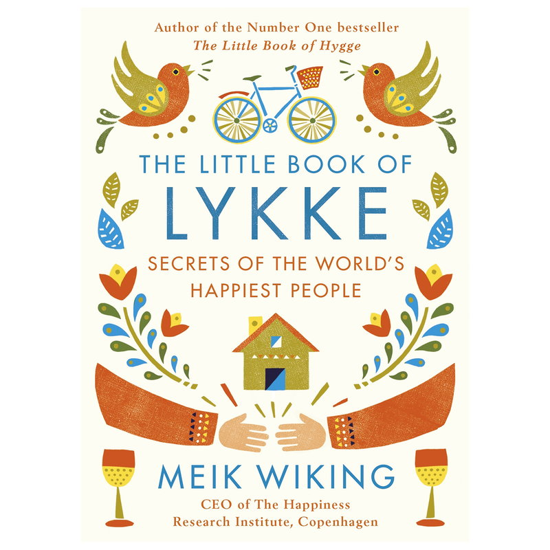 Penguin Books The Little Book of Lykke