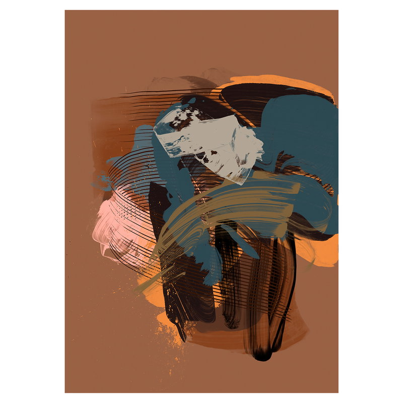 Reeta Ek Puketti art print