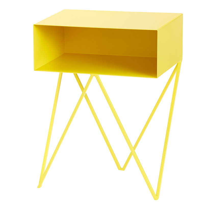 &New Robot side table, yellow