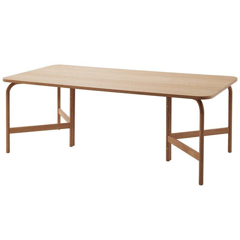 Skagerak Aldus pöytä 200 x 100 cm, tammi