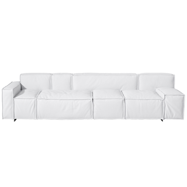 Swedese Boxplay sofa, 4-seater