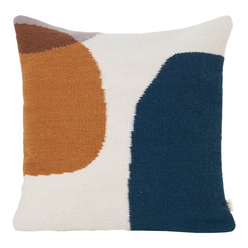 Ferm Living Kelim cushion, Merge