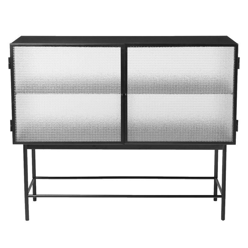 Ferm Living Haze sideboard, black