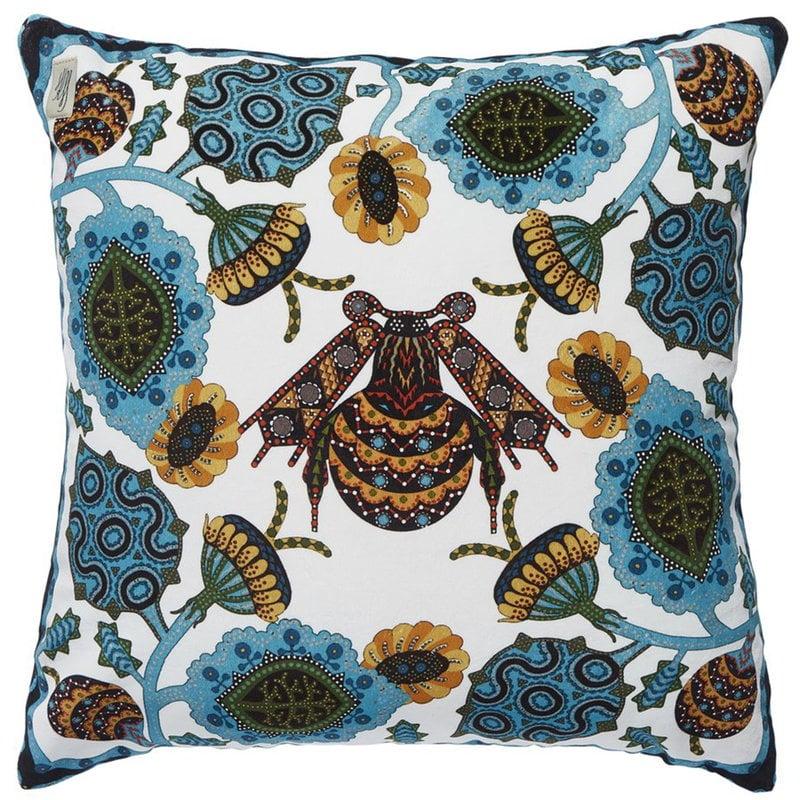 Klaus Haapaniemi Flower Bee cushion cover, velvet