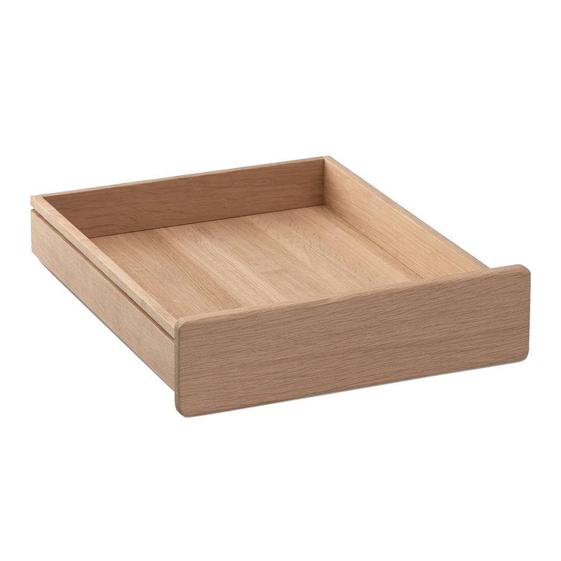 Skagerak Georg desk drawer, oak