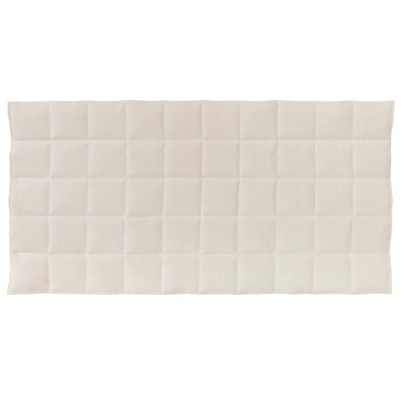 Woodnotes Quilted bed headboard, 195 cm