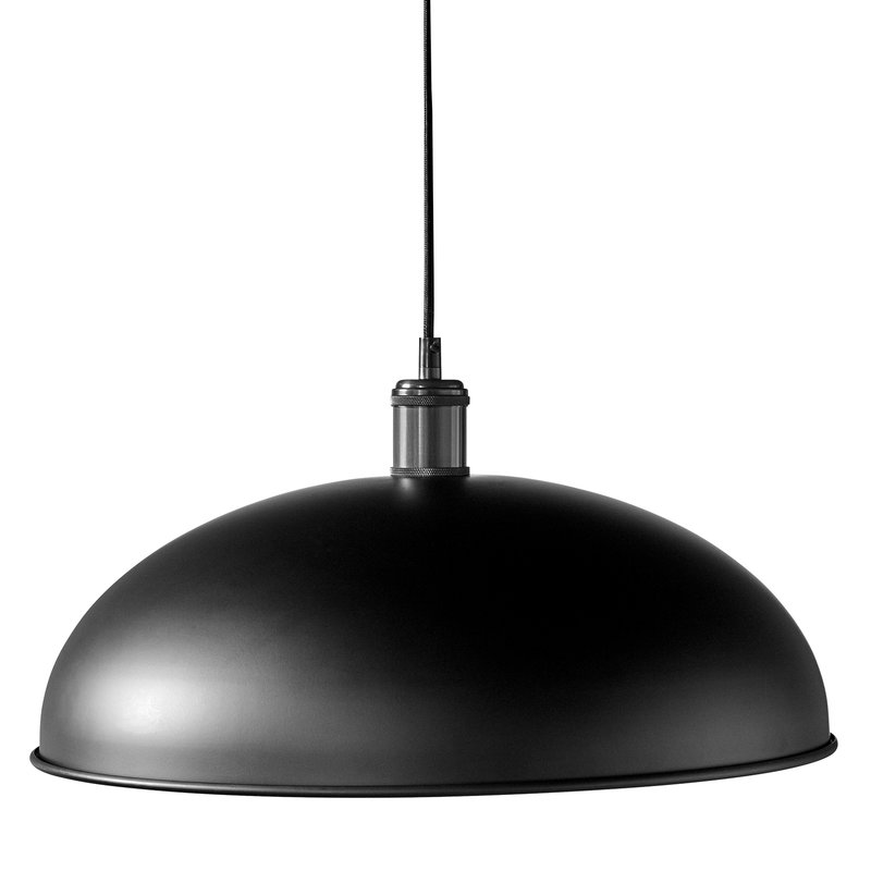 Menu Tribeca Hubert pendant 45 cm, black