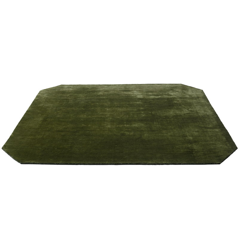 &Tradition Tappeto The Moor AP6, 240 x 240 cm, green pine