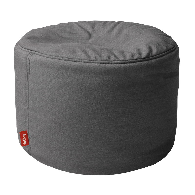 Fatboy Point Outdoor pouf,  charcoal