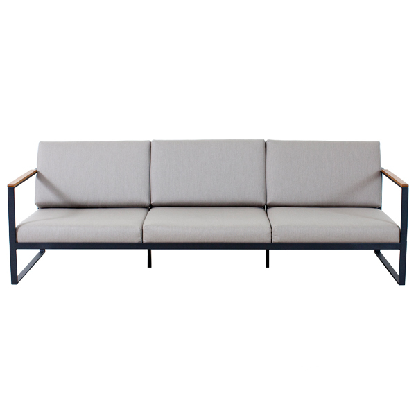 Röshults Garden Easy Sofa 3 Seater