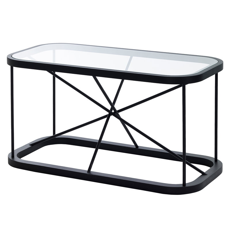 Woodnotes Twiggy table 44 x 88 cm, black