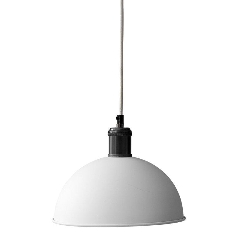 Menu Tribeca Hubert pendant 24 cm, white