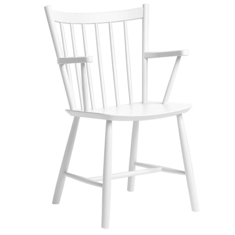 Hay J42 chair, white