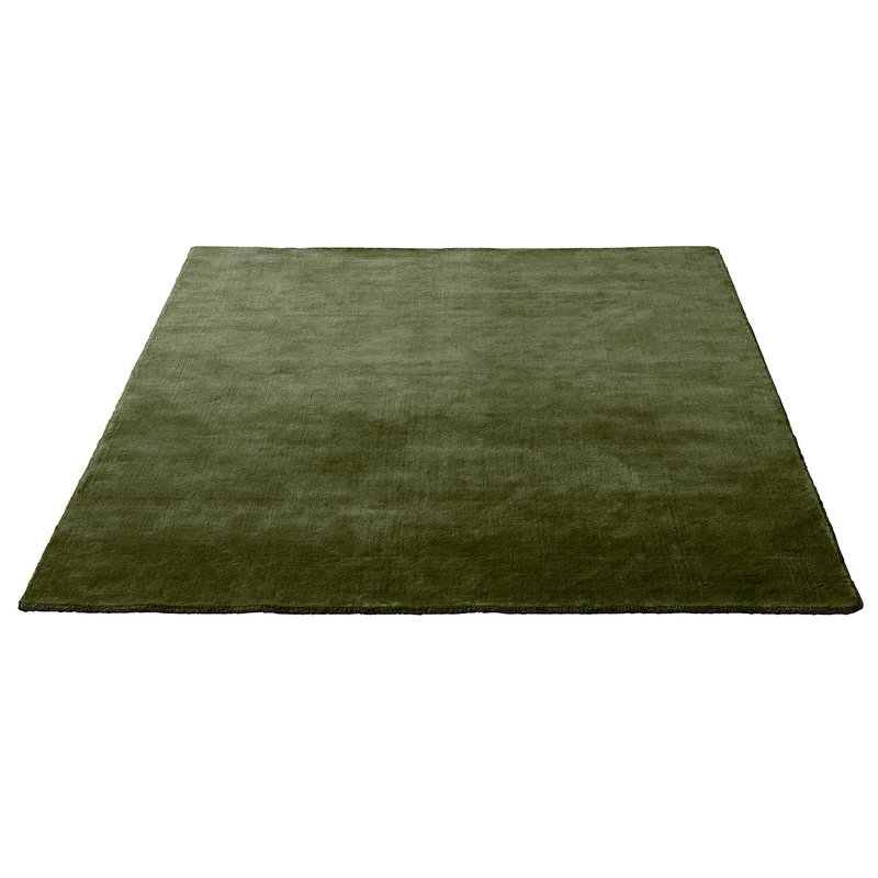 &Tradition The Moor matto AP5, 170 x 240 cm, green pine