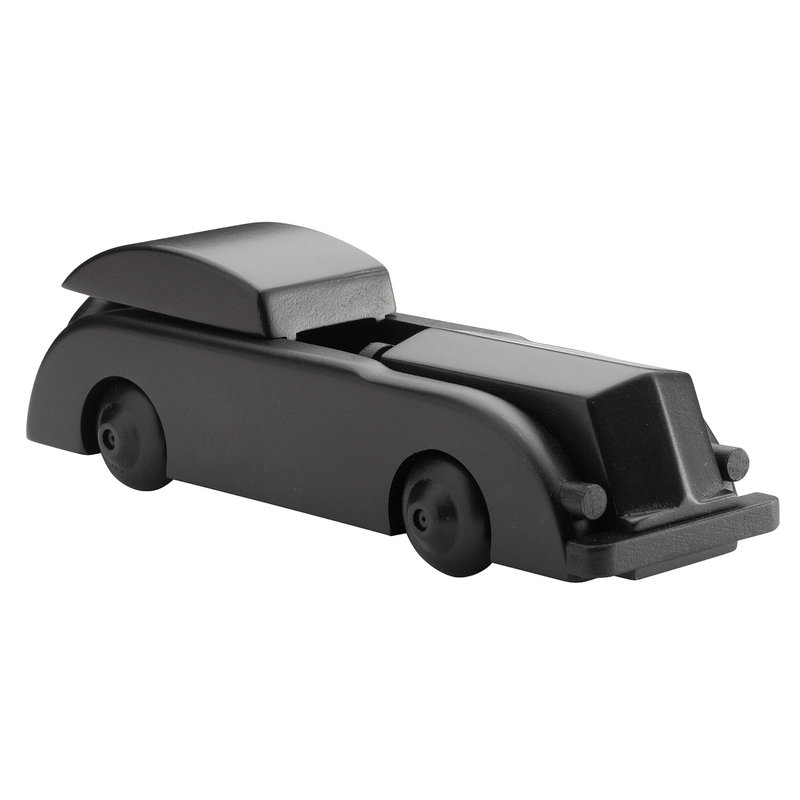 Kay Bojesen Limousine wooden car, black, small