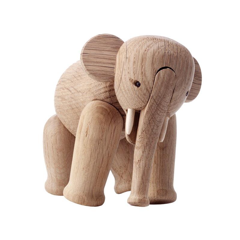 Kay Bojesen Puinen elefantti, mini