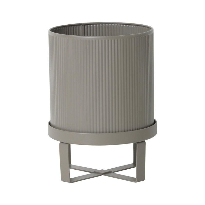 Ferm Living Vaso Bau, piccolo, warm grey