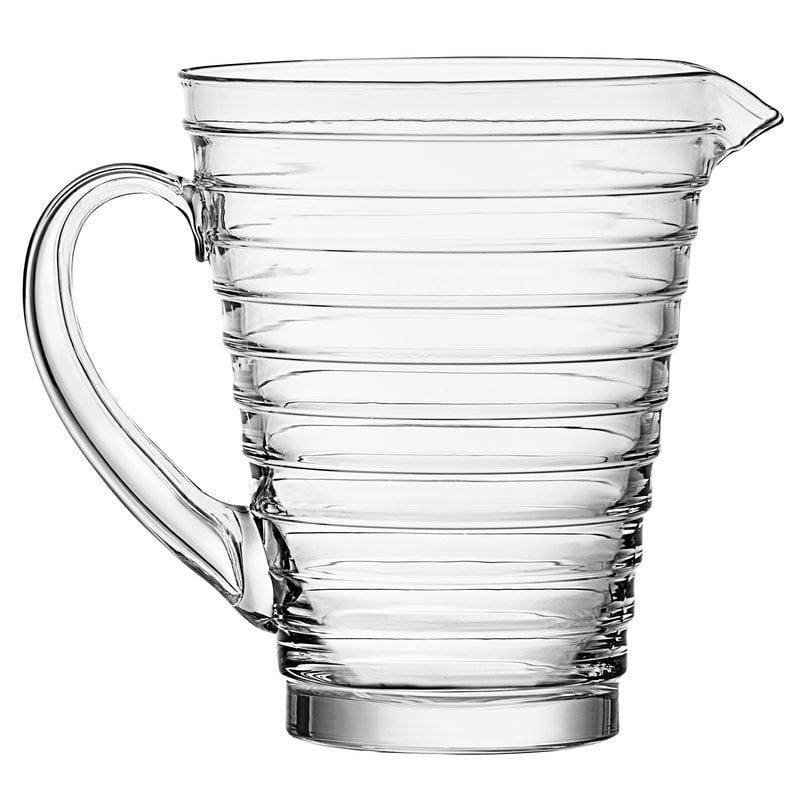 Iittala Aino Aalto pitcher 120 cl, clear