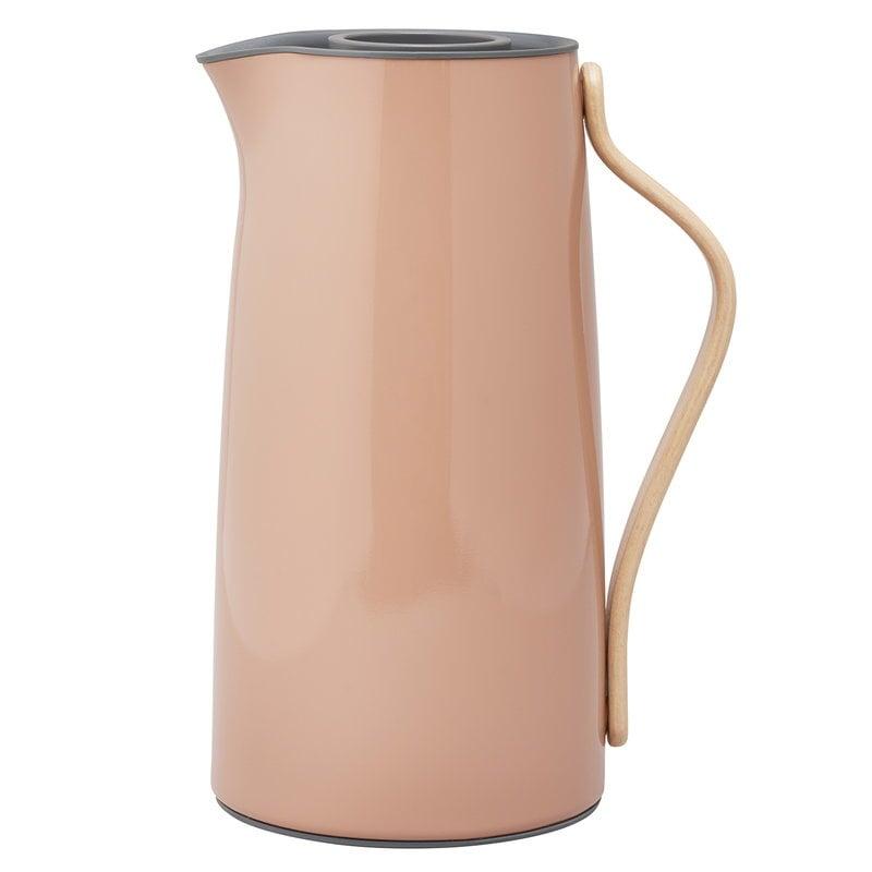 Stelton Emma vacuum jug, terracotta