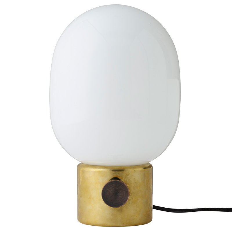 Menu JWDA table lamp, mirror polished brass