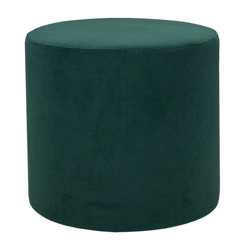 Hakola Moon pouf, small, Aura green